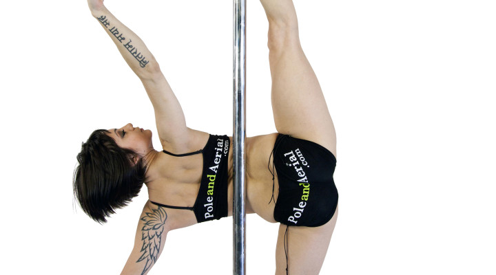 Pole Instructor Felix Cane Top Performer