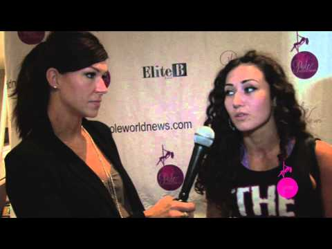Interview with Irena Serdyukova on Pole Dancing