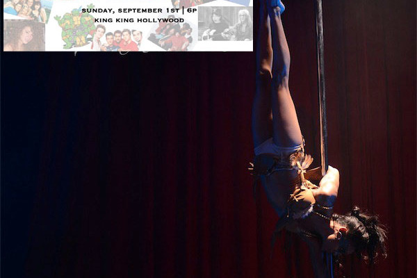 Girl Next Door Pole Dance Soiree – THE 90S EDITION Hollywood