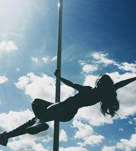 Puritanical pole dancing for fitness – strictly no sleaze