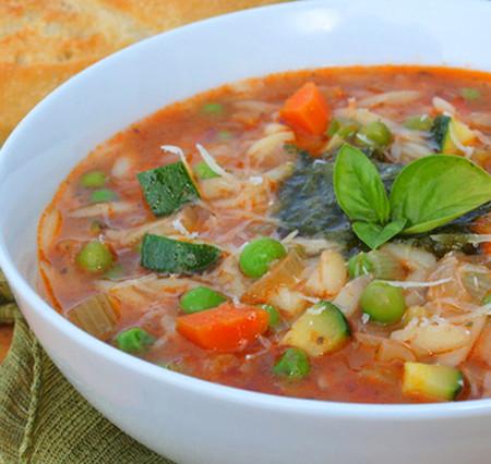 6 light-yet-satisfying summer soups