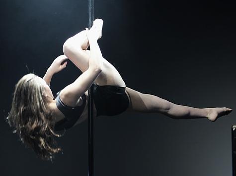 'Proud' pole dancers seek olympic recognition