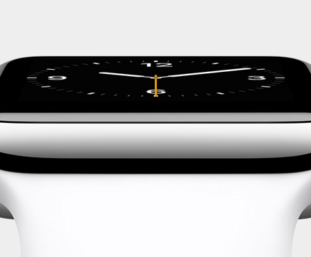 Apple unveils 'breakthrough' Watch, aimed at fitness market