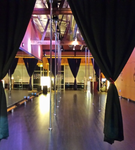 Studio of the Month: The Secret Pole Dance Studio
