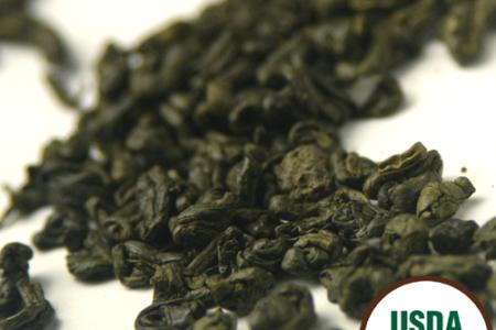 Organic Gunpowder USDA