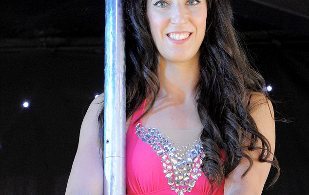 "Forensic scientist wins ""Miss Pole Dance UK"