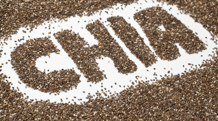 5 New Ways to Use Chia Seeds