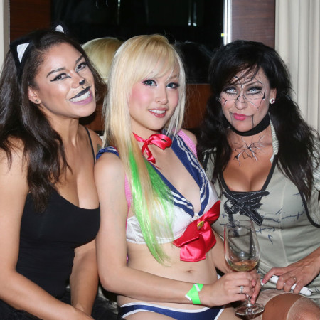 Freaky Fright Night @ Beso Hollywood