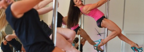 Pole dancing: sex or sport?