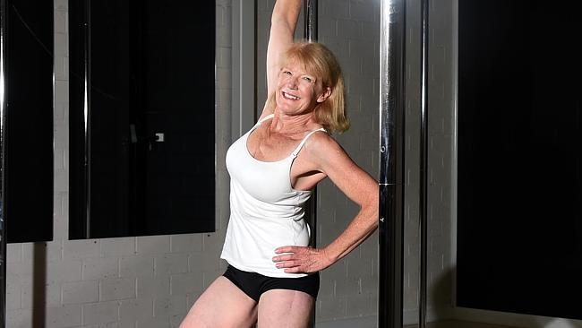 Forget bingo, I'm a pole dancing gran! Karen Bowring breaks the age barrier