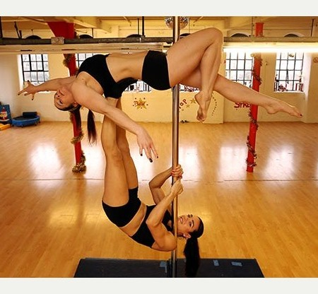 Pole dancing stars need cash to represent Great Britain in China