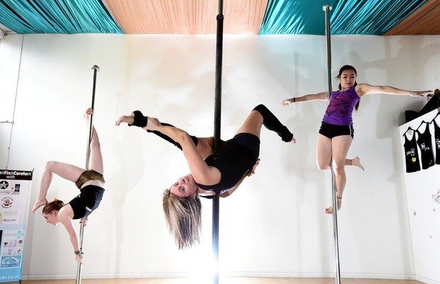 University of Derby pole stars battle to be national student champions