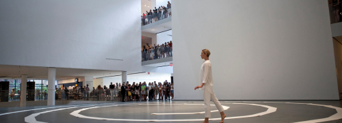 When the Art Isn't on the Walls – Pole Dance Finds a Home in Museums