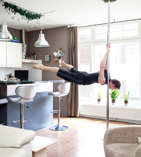 Welcome To The Competitive World Of Pole Dancing, Your New Favorite Sport