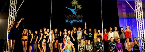 The Florida Pole and Aerial Art Showcase 2014
