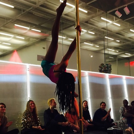 See the Art of Pole Dancing at the New Museum With Gerard & Kelly