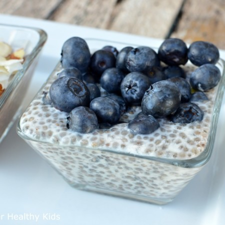 Simple Chia Seed Pudding Recipe