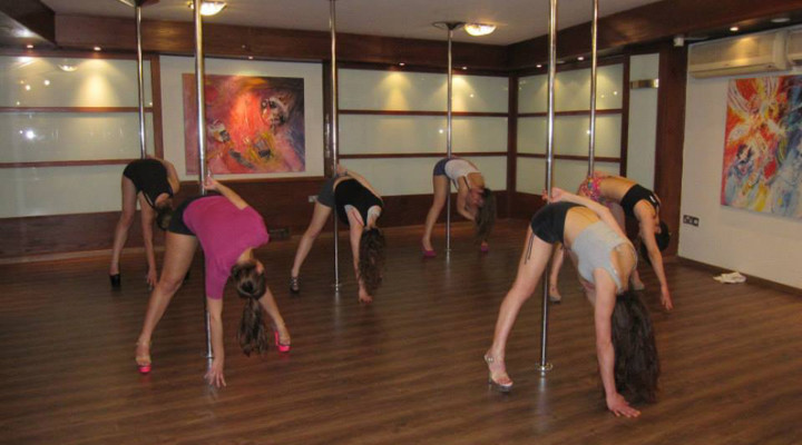 Pole dancing for all shapes and sizes