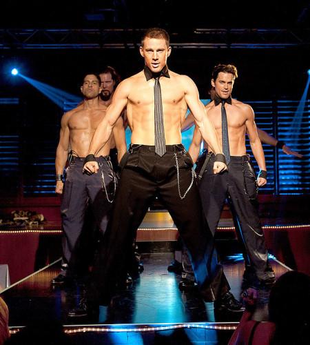 Magic Mike XXL Trailer & Male Pole Dancing