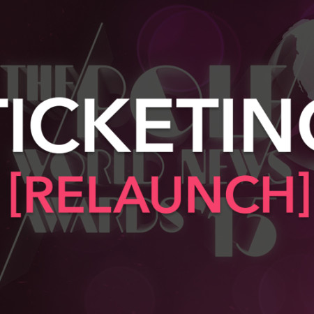 Ticketing Relaunch
