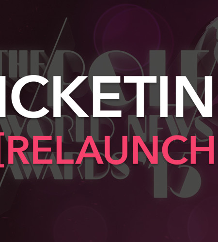 Ticketing Relaunch