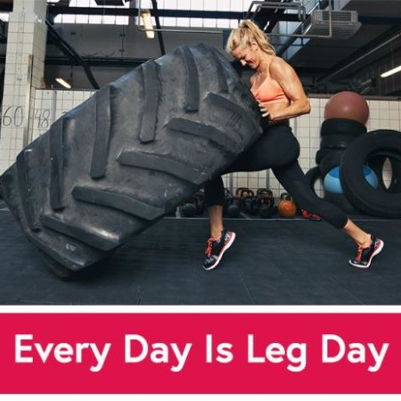 9 Reasons Not to Skip Leg Day