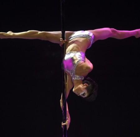 China goes gaga over pole dancing