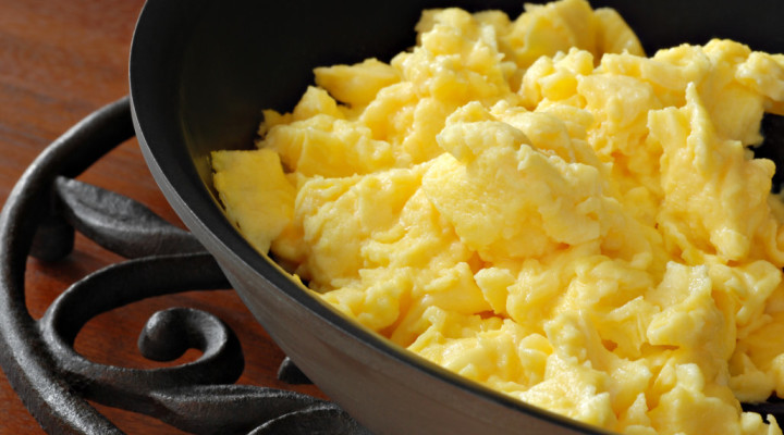 A new way to make scrambled eggs
