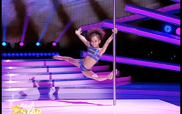 Contestant On Ukrainian Show 'Next Star' Blows Away Judges With Pole Dance — Shocks Everyone When She Announces Her Age