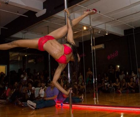 Founder of Black Girls Pole: Pole Dancing Isn't Just for Strippers