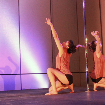 2015 PWN Awards: Jagged – A Contemporary Dance Company Performance
