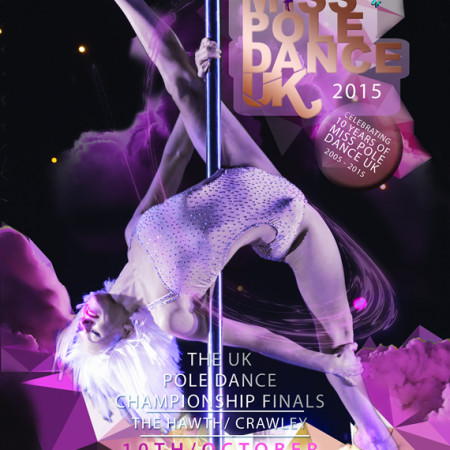 Miss Pole Dance UK & Mr. Pole Fitness UK Dance Championships