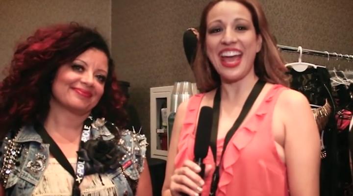 Pole Expo 2015: Kelly Maglia