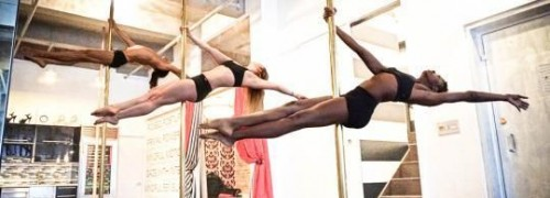 Want to Build Confidence? Take a Pole-Dancing Fitness Class