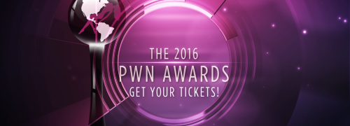 2016 PWN Awards: Get Your Tickets Now!