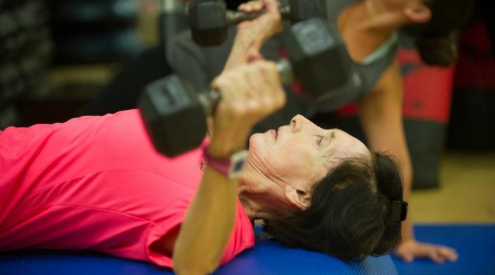 Fitness after 40: How women can build muscle, stay toned