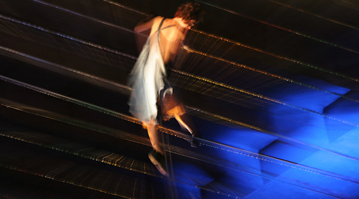 Radiance: A Site Specific Aerial Dance