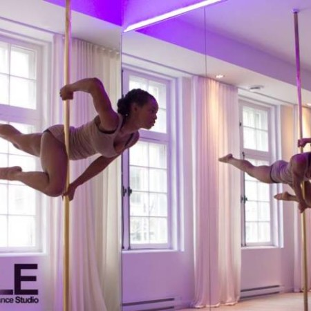 Quebec's Jazzy Alix wins elite North American Pole Dance Championship