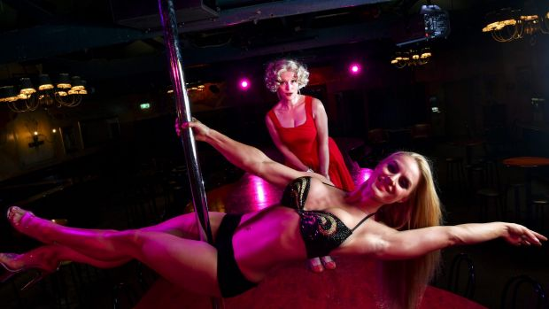 Pole dancer adds va-va-voom as strip club gives opera a fresh twist