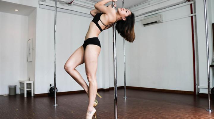 Pole Dance: Sleazy or Sporty?