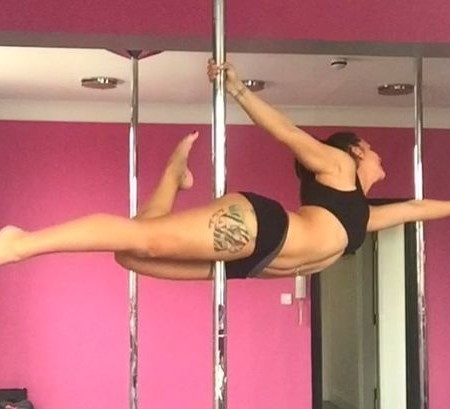 Amanda Leavesley spreads her fitness message