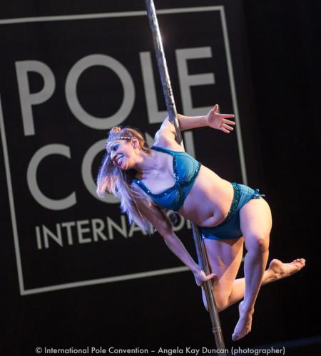 International Pole Con 2016 w/ Jacqueline Valdez