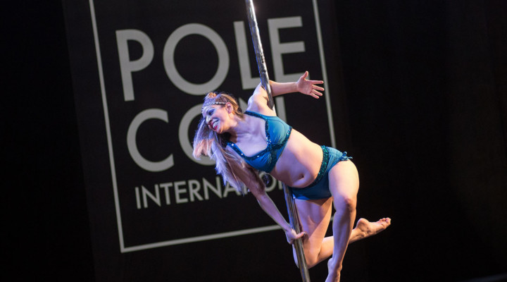 International Pole Con 2016 w/ Jacqueline Valdez