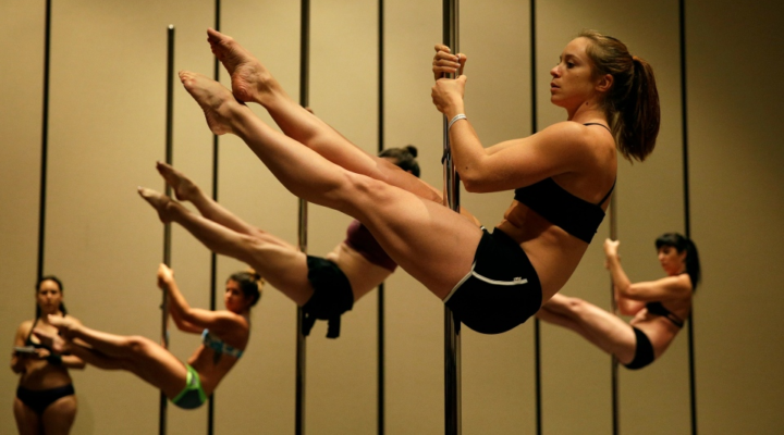 London Abused Women's Centre withdraws from annual march because of pole-fitness demonstration