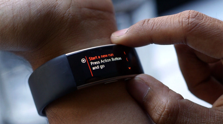 Microsoft is probably killing off its Band fitness tracker