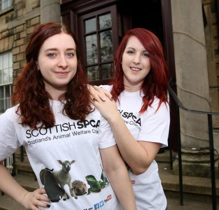 Inverclyde pair in pole position to help charity