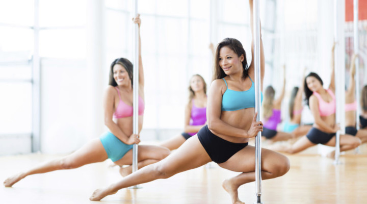 5 Things I Learned in a Pole Dancing Workshop