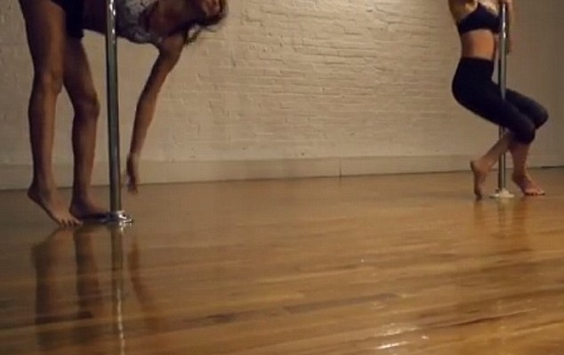 Victoria's Secret models share pole dancing class, think it's about stripping