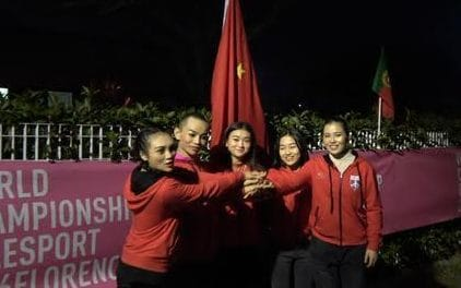 China's pole-dancing team pulls out of global championship after organisers fail to display flag