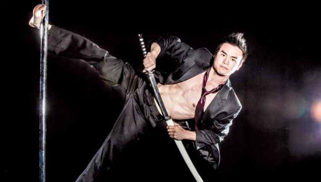 A Day with: 'Pole Ninja' Dr Kenneth Kao